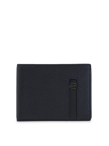 Leather Card Holder Bi Flod Wallet