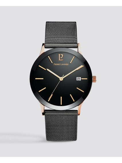 Style Stainless Steel Analog Watch