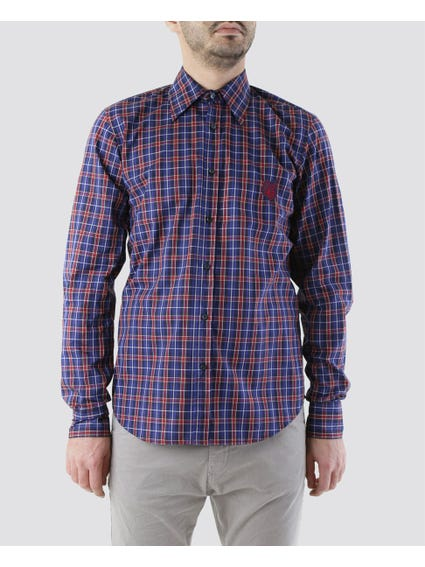 Full Multi Color Checkered Shirt