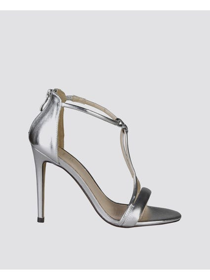 Odette Grigio High Heel Sandals