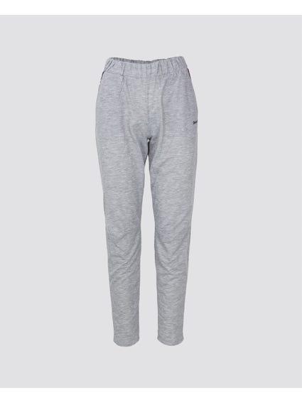 Grey Pain Elasticated Trouser