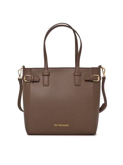 Double Top Shoulder Bag