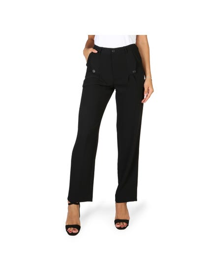 Belt loop Black Trousers