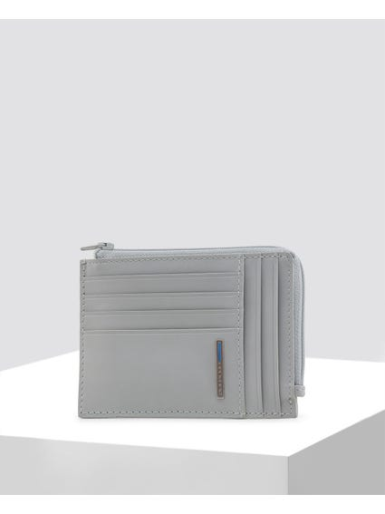 Light Grey Credit Card Holder