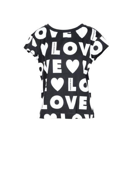 Full Printed Love T-shirt