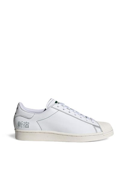 White Superstar Pure Sneakers
