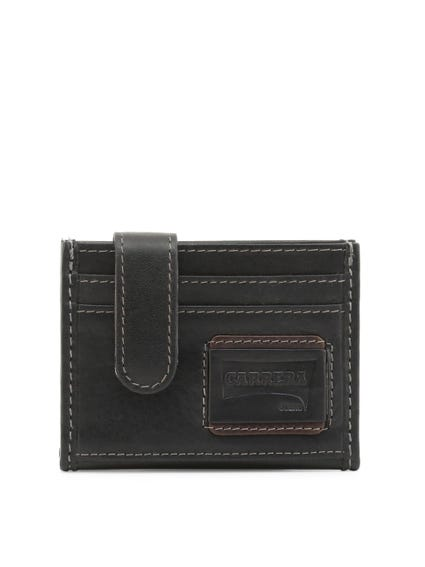 Black Leather Credit Cardholder
