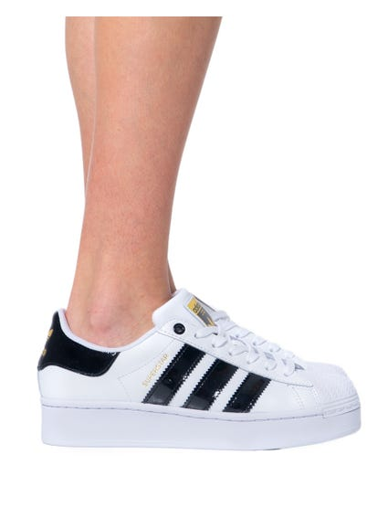 Superstar Leather Lace Sneakers