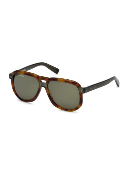 Brown Steve Urkel Sunglasses