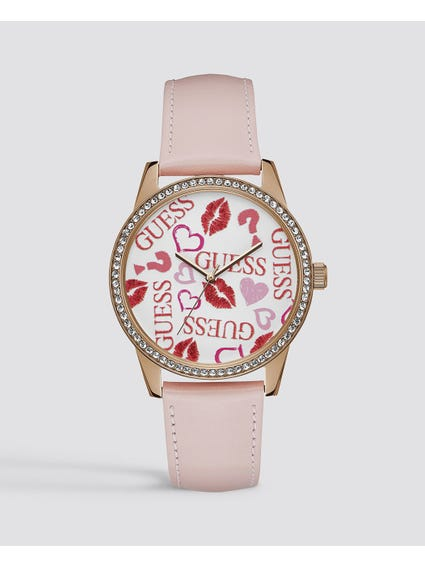 Smooch Analog Watch