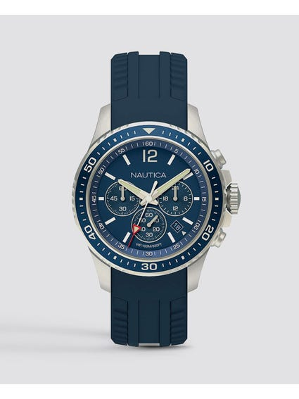 Blue Freeboard Multifunction Sport Watch