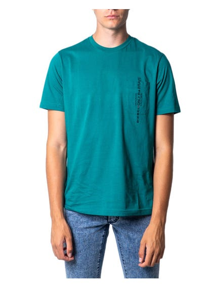 Pocket Side Crew Neck T-shirt