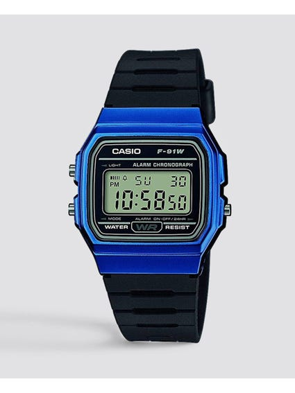 Resin Strap Digital Watch