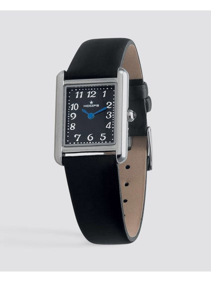 Black Dial Quartz Analog Watch