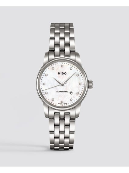 Silver Baroncelli Classic Watch