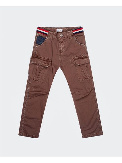 Elasticated Waist Kids Trouser