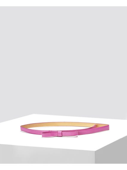 Pink Slim Stylish Belt