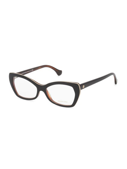 Black Full Frame Butterfly Eyeglass