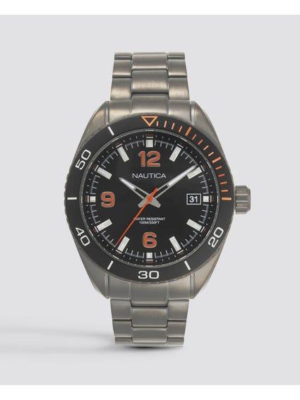 Key Biscayne Gunmetal Watch