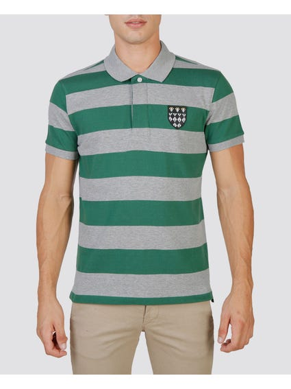 Green Magdalen Polo Shirt