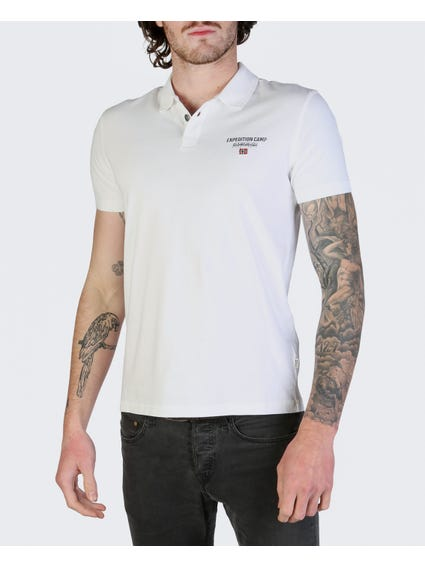 White Expedition Camp Polo