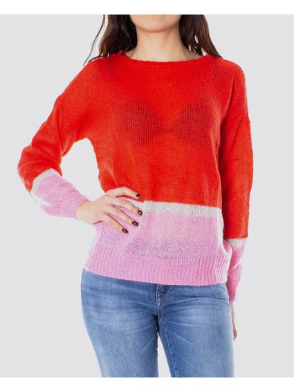 Addison Pullover Knit