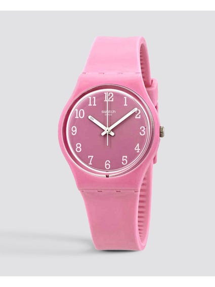 Pinkway Silicone Watch