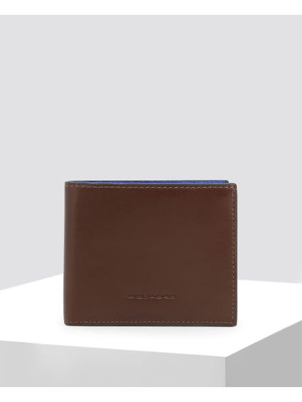 Brown Smooth Leather Wallet