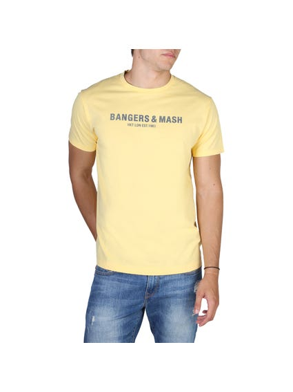 Yellow Banges & Mash T-Shirt