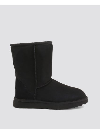 Black Classic Short II Ankle Boots