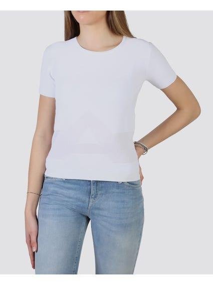 White Classic Plain T-Shirt