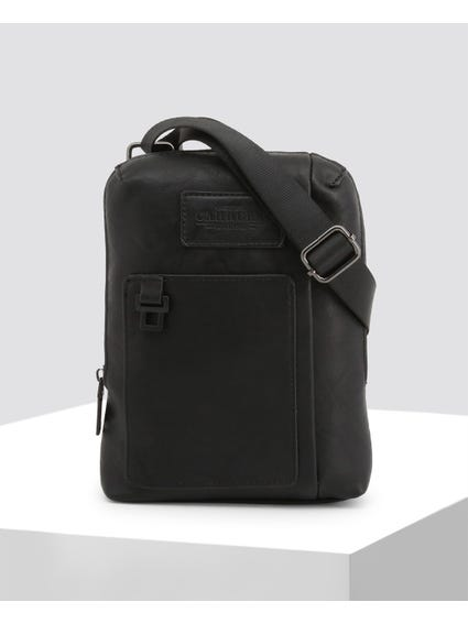 Black Greg Crossbody Bag