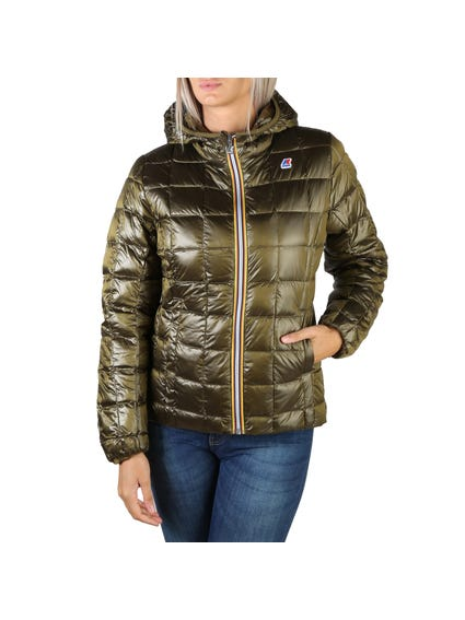 Contras Zipper Padded Jacket