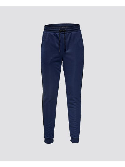 Elasticated Pocket Trouser