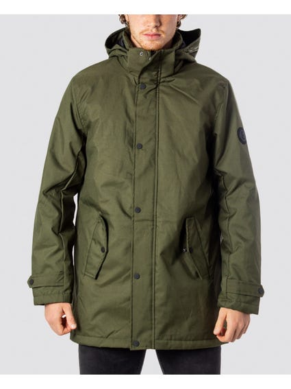 Green Favour Walther Parka Jacket