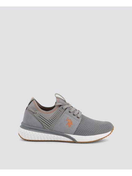 Grey Anti Slip Sneakers