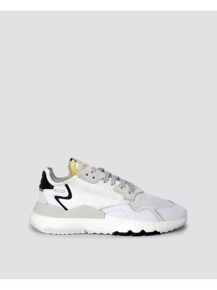 White Nite Jogger Sneakers
