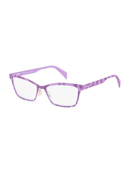 Violet Metal Frame Bikers Eyeglass