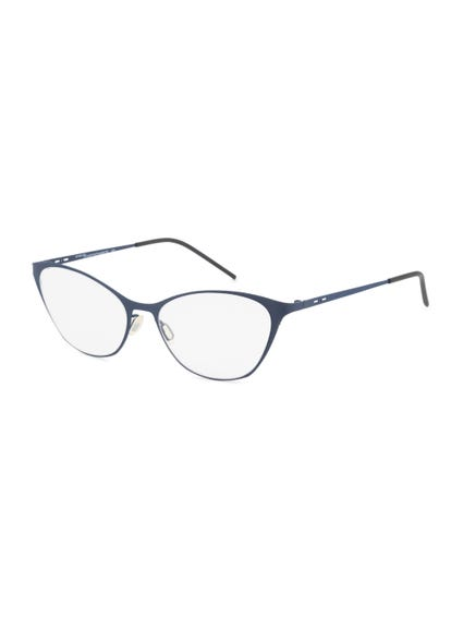 Blue Butterfly Metal Frame Eyeglass