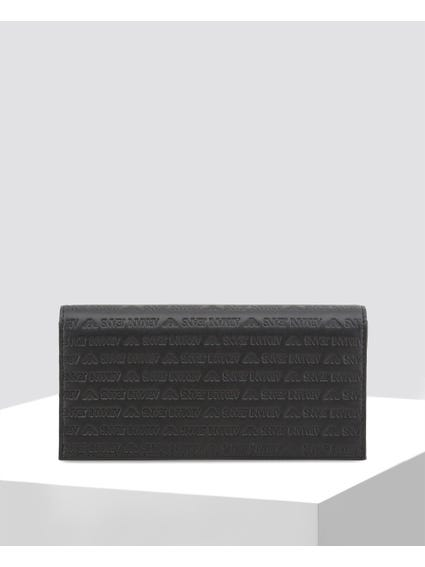 Debossed Logo Wallet