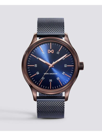 Mesh Strap Quartz Watch
