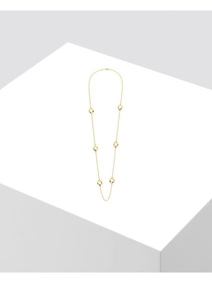 Gold Beauty Stainless Steel Necklace