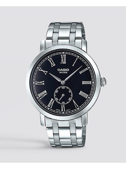 Silver Enticer Stainless Steel Watch