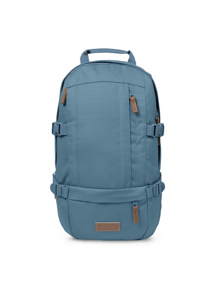 Blue Handle Zip Backpack