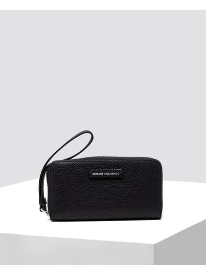 Black Fringe Wallet