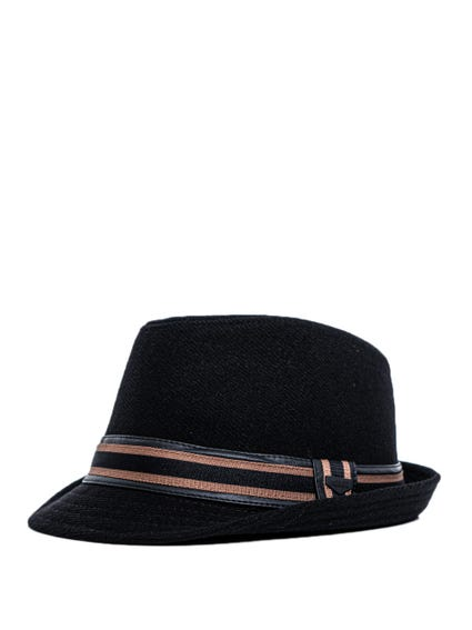 Classic Lining Trilby Cap