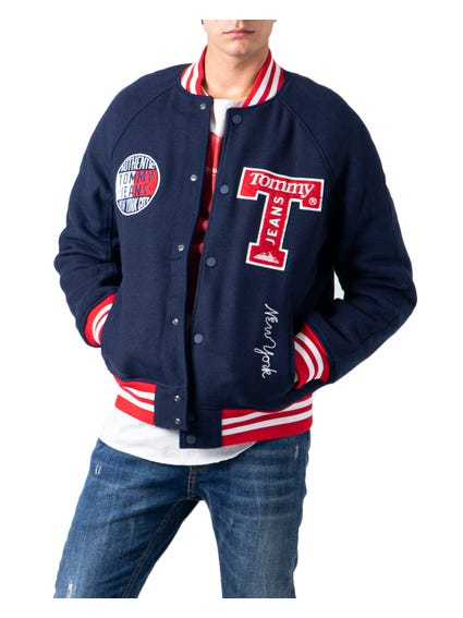 Embroider Varsity Jacket