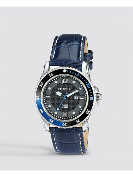 Blue Oceano Two Straps Analog Watch