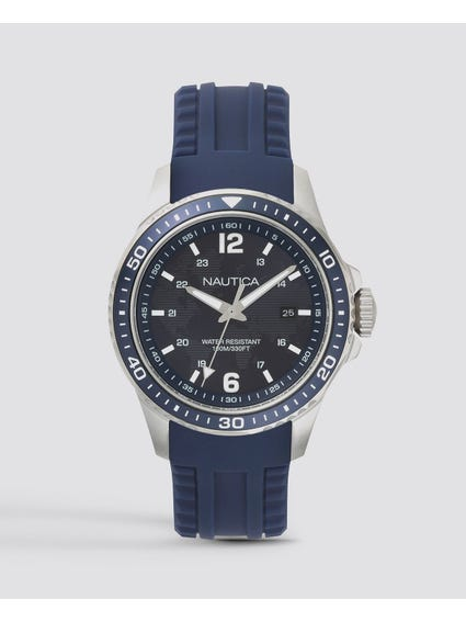 Blue Freeboard Sport Watch