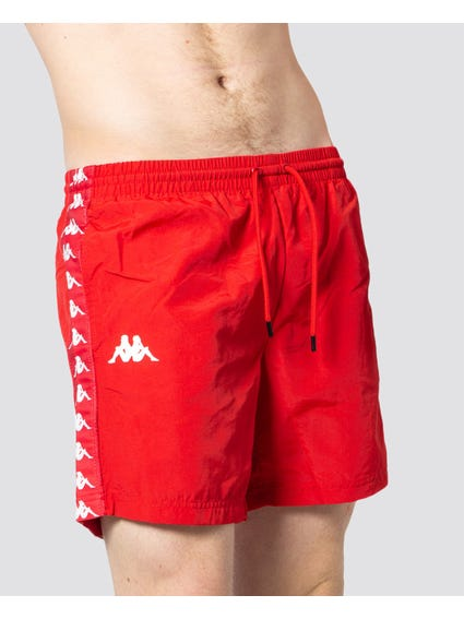 Red Coney Authentic Shorts